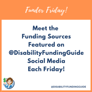 Funder Friday Meet the Funding Sources